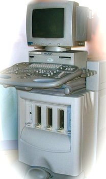 Acuson Sequoia 512 Ultrasound Machine For Sale From