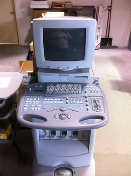 Acuson Sequoia Ultrasound Machine For Sale from Providian ...