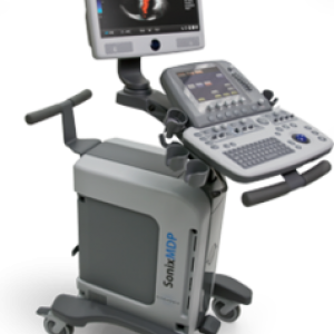 Used Ultrasonix SonixMDP ultrasound machine