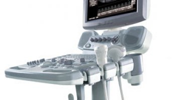 Used GE Logiq A5 ultrasound for sale