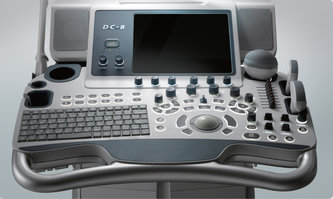 Home Ultrasound Machine >> Mindray DC-8 Ultrasound Machine For Sale from Providian Medical