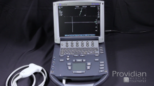 Refurbished SonoSite M-Turbo machine knobology