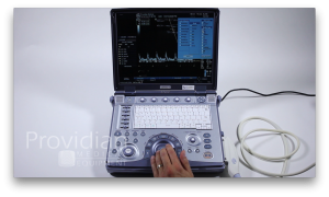 GE Logiq e Doppler and M-Mode Imaging Training