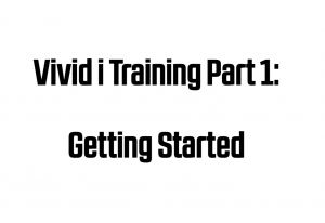 GE Vivid i training part 1