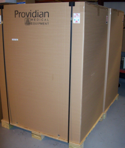 C-Arm Packaging and Transport | Providian Medical C-Arms