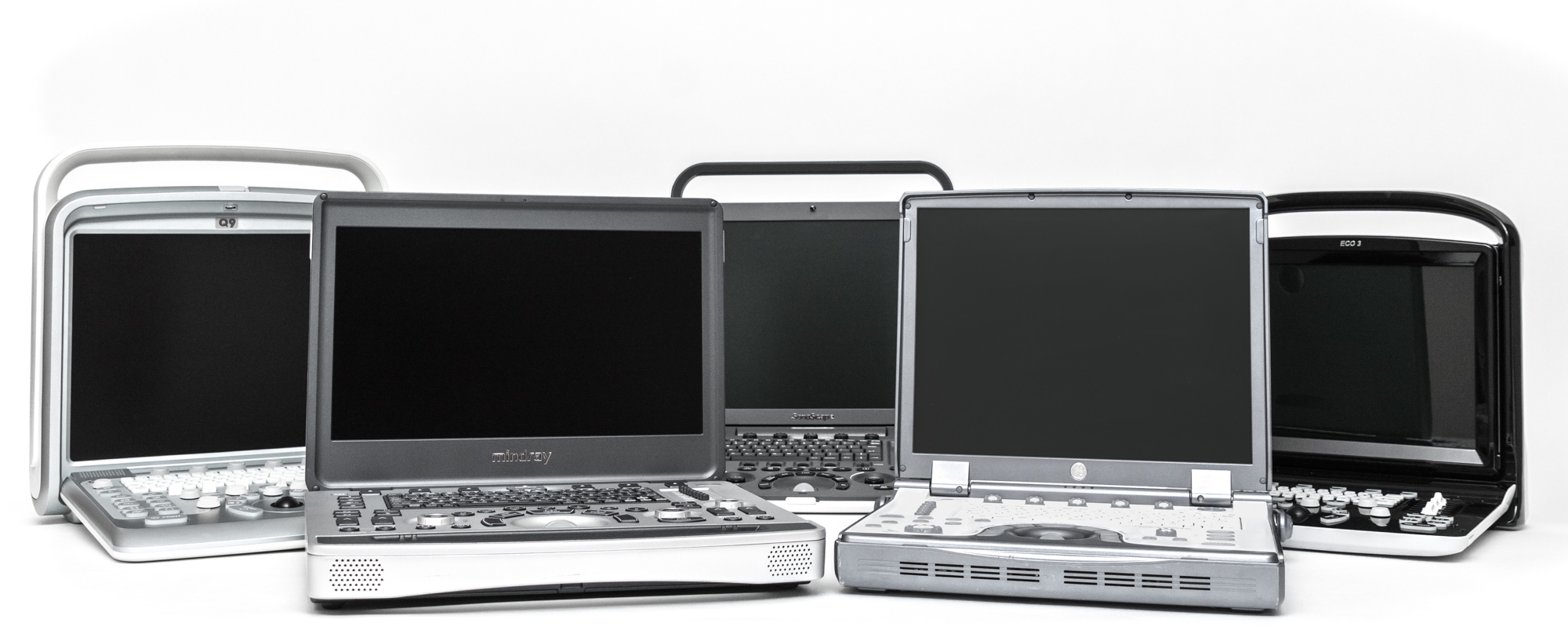 Find laptop ultrasounds from Mindray, Sonosite, GE, and others