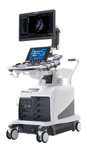 Used Hitachi Lisendo 800 Ultrasound Machine for sale