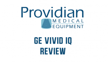 Vivid iq ultrasound machine reivew